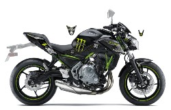 KIT DECO KAWASAKI Z650 MONSTER DC
