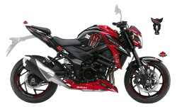 KIT DECO SUZUKI GSX-S 750 MONSTER