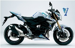 KIT DECO SUZUKI GSR 750 ECSTAR GP